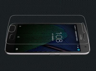محافظ صفحه نمایش شیشه ای نیلکین Nillkin Motorola Moto G5 Plus H Anti-Explosion Glass