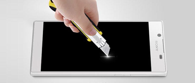 محافظ صفحه شیشه ای نیلکین ضد خط و خراش