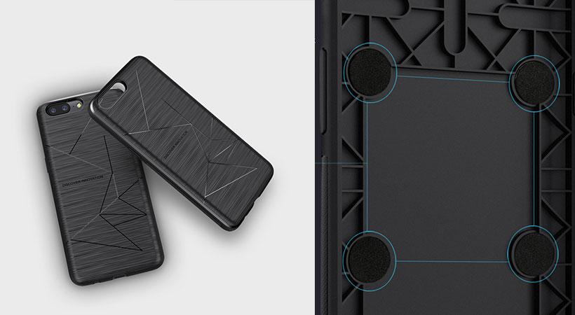 قاب شارژر وایرلس نیلکین وان پلاس Nillkin Magic Case OnePlus 5