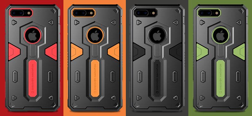 گارد محافظ نیلکین iPhone 8 Plus
