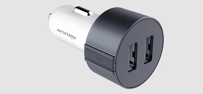 قابلیت شارژ سریع شارژر فندکی نیلکین