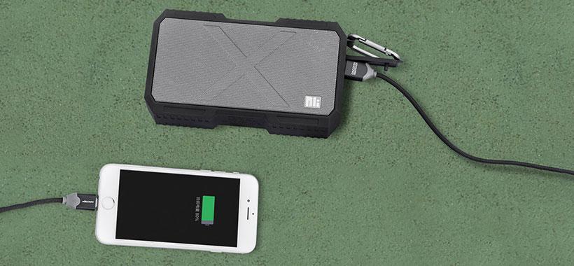 اسپیکر بی سیم نیلکین با قابلیت شارژ دستگاه ها