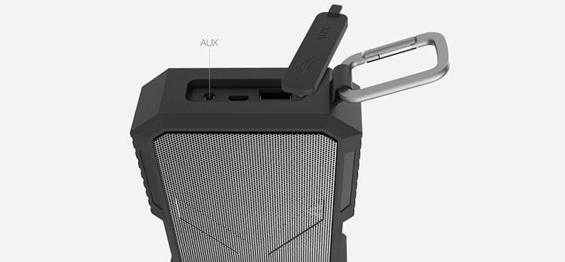 کابل AUX برای اتصال باسیم اسپیکر نیلکین