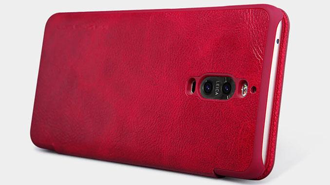 کیف چرمی نیلکین هواوی Mate 9 Pro با حفاظت بیشتر از دوربین