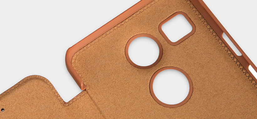 کیف چرمی نیلکین Nexus 5X با حفاظت از دوربین