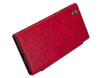 دسترسی راحت به کلیدهای اکسپریا ال 1 با کیف محافظ نیلکین