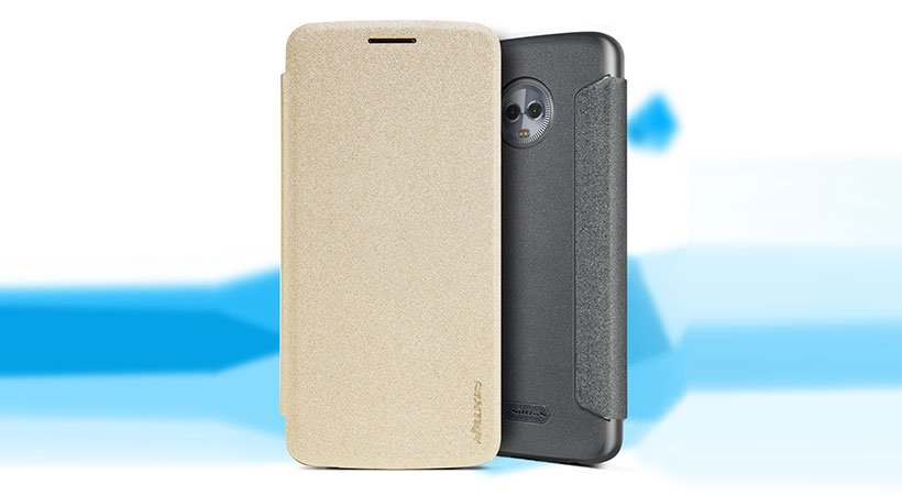 کیف نیلکین موتورولا Nillkin Sparkle Case Motorola Moto G6