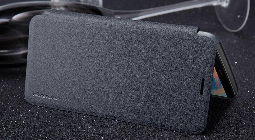 کیف نیلکین وان پلاس Nillkin Sparkle Case OnePlus 5T