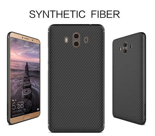 قاب محافظ فیبر نیلکین هواوی Nillkin Synthetic Fiber Case Huawei Mate 10