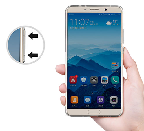 محافظ ژله ای نیلکین هواوی Nillkin TPU Case Huawei Mate 10