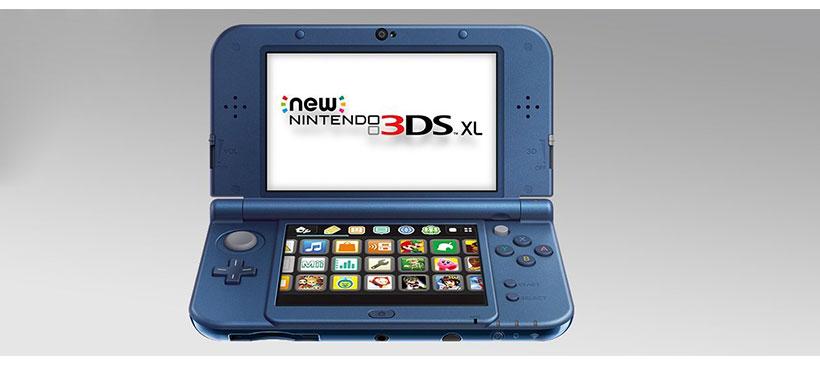 نینتندو Nintendo 3DS XL Galaxy