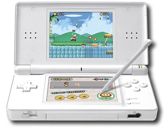 نینتندو Nintendo DS Lite