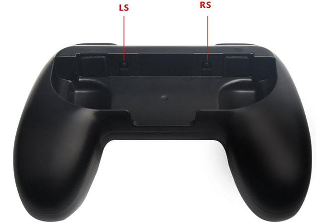 گیره کنترلر نینتندو سوئیچ Nintendo Switch Joy-Con Grip Kit