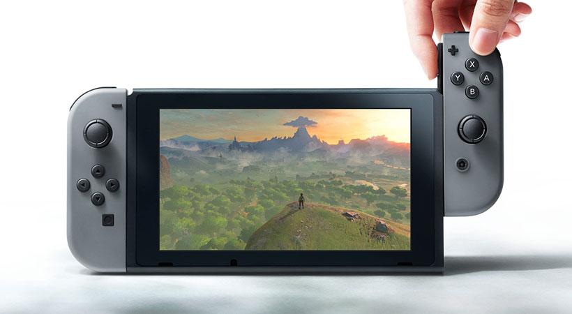 کنترلر سمت چپ نینتندو سوئیچ Nintendo Switch Left Joy-Con