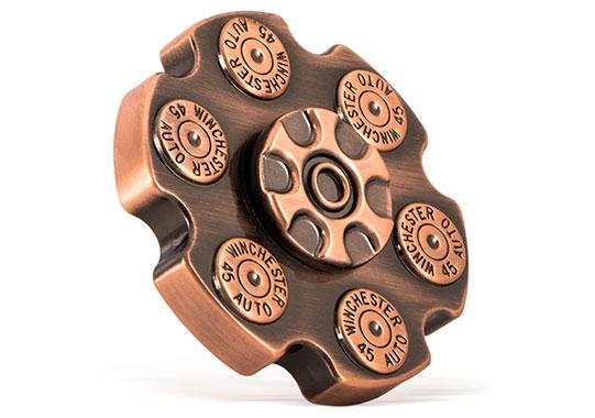 اسپینر فلزی طرح خشاب اسلحه