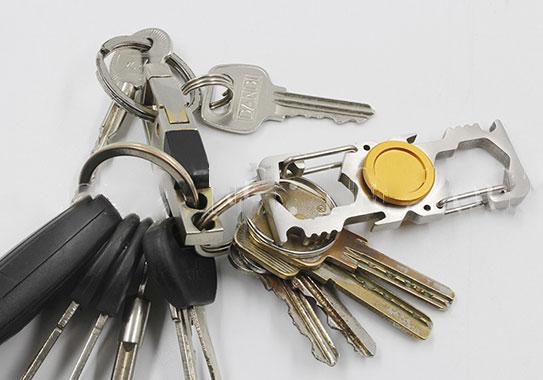 اسپینر طرح جاکلیدی برای آویزان کردن کلیدها