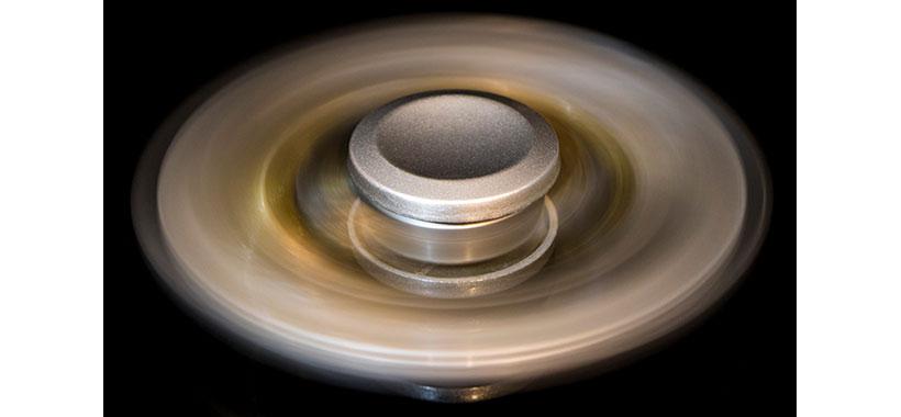 اسپینر فلزی سه پره ای Spinner