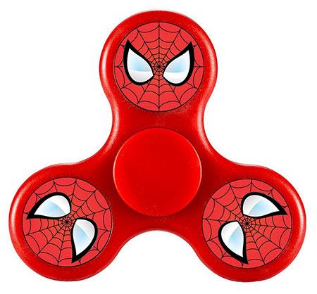 اسپینر فلزی انیمیشن اسپایدرمن Fidget Spinner Metal Spider Man Animation