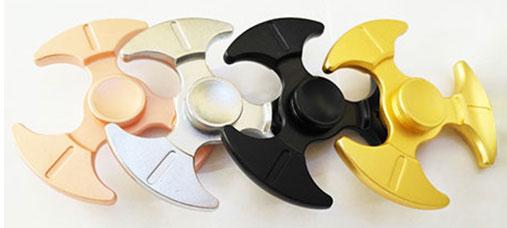 رنگبندی متنوع اسپینر فلزی طرح تبر وایکینگ