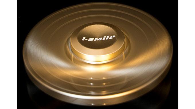اسپینر فلزی سه پره ای آی-اسمایل spinner i-smile