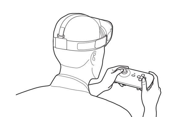 راهنمای استفاده از دسته بازی gear vr