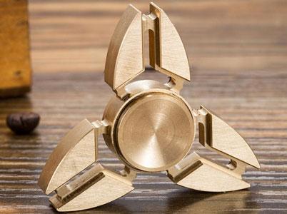 اسپینر سه پره مدل Shield