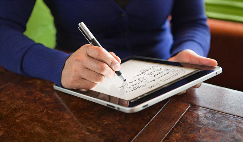 قلم استایلوس آیپد مارک بامبو Wacom CS100