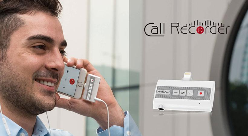 کال رکورد فتوفست PhotoFast Call Recorder