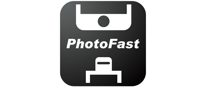 برنامه فوتوفست وان برای ذخیره و مدیریت داده ها قابل استفاده است