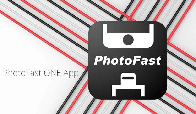 اپلیکیشن PhotoFast ONE