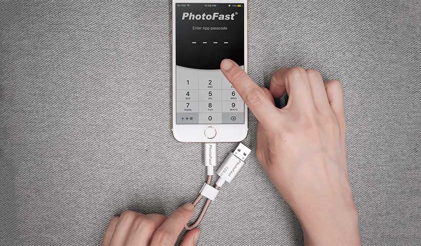کابل PhotoFast MemoriesCable Gen3