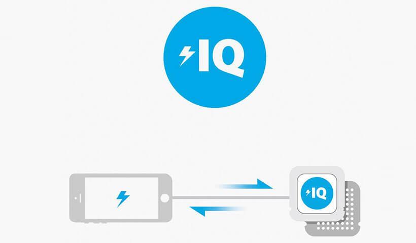 فناوری شارژ PowerIQ