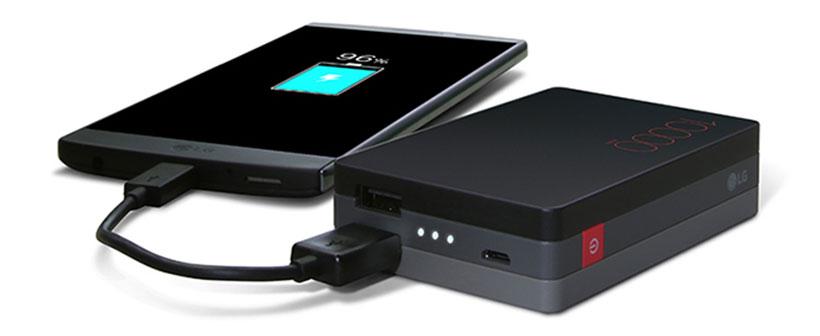 امکان شارژ سریع دستگاه های هوشمند