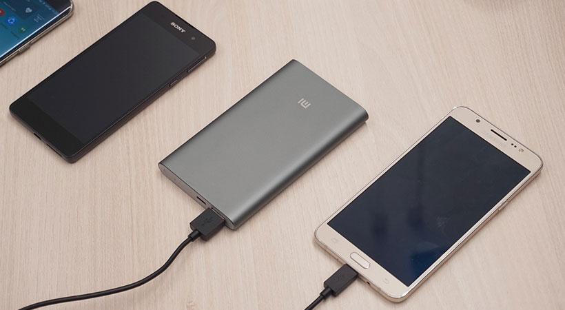 پاور بانک تایپ سی شیائومی Xiaomi Mi Pro PLM01ZM 10000mAh Power Bank