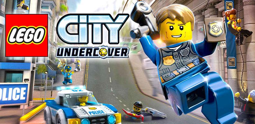 بازی پلی استیشن 4 سونی LEGO CITY Undercover