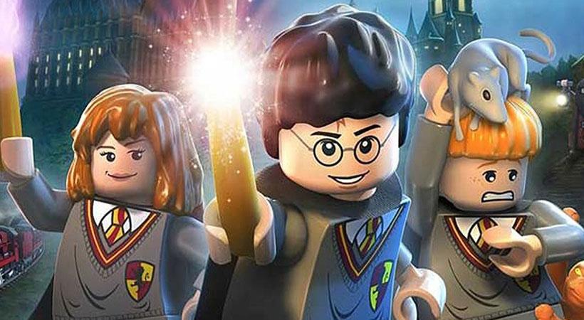 بازی پلی استیشن Lego Harry Potter Collection PS4 Game