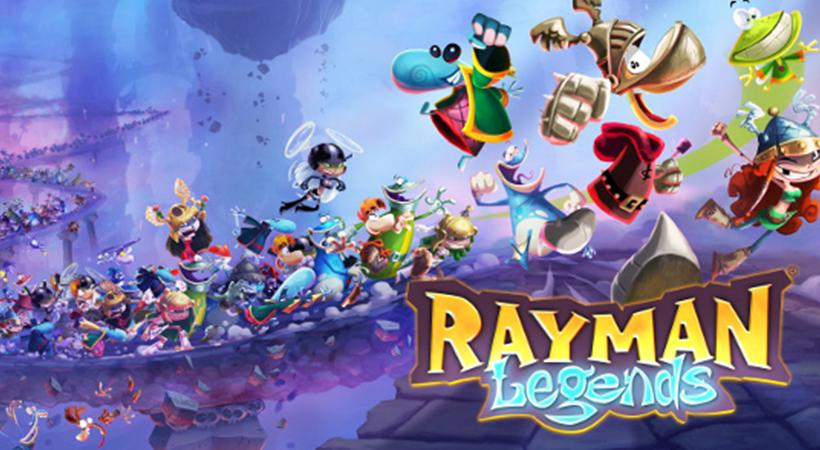 بازی پلی استیشن Rayman Legends PS4 Game