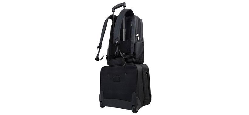 جیب توری برای اتصال کیف ریواکیس روی چمدان