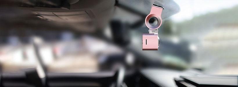 دوربین رانندگی راک با قابلیت اتصال به شیشه
