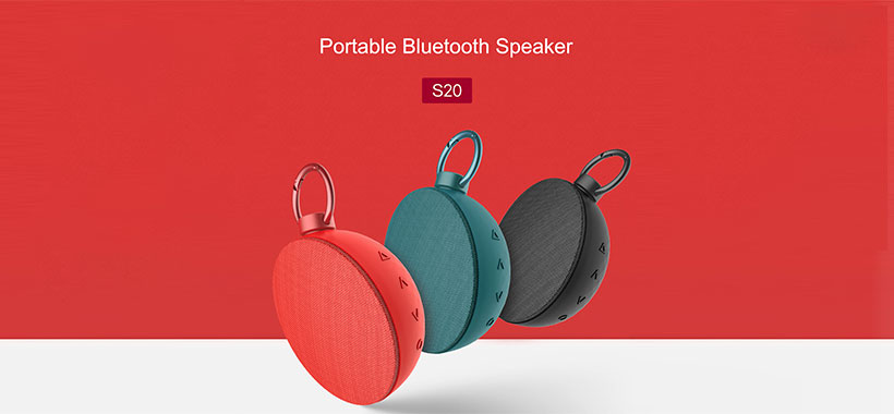 Rock S20 Bluetooth Speaker RAU0534