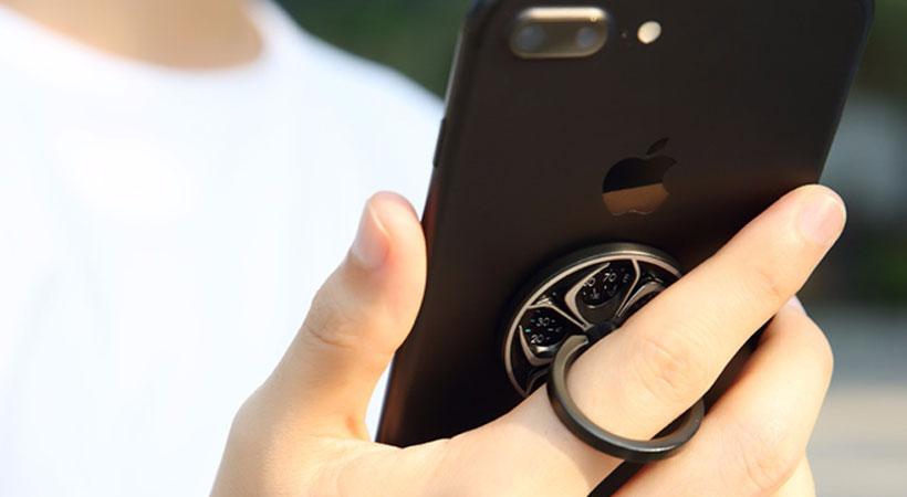حلقه نگهدارنده اسپینری موبایل راک Rock Spinner Ring Holder