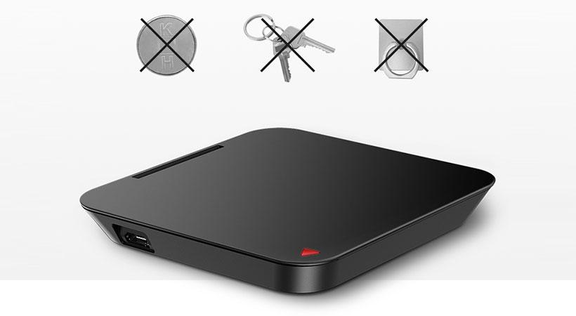 شارژر وایرلس راک Rockspace W6 Wireless Charger