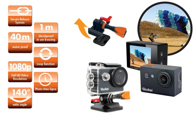 دوربین فیلمبرداری ورزشی رولی Cam 415
