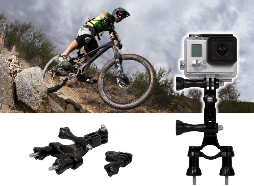 پایه نگهدارنده دوربین مخصوص دوچرخه