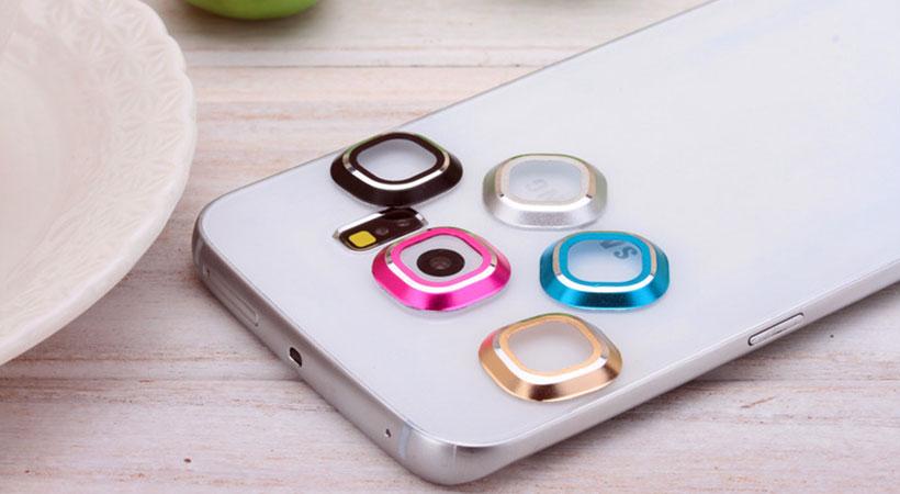 محافظ لنز سامسونگ گلکسی Camera Lens Protection Samsung Galaxy S6/S6 Edge
