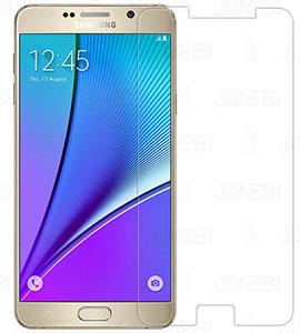 محافظ صفحه نمایش شفاف پشت و رو RG Glass Samsung Galaxy Note 5