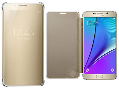 کاور اصلی سامسونگ Samsung Galaxy Note 5 Clear View Cover