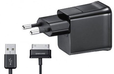 شارژر اصلی سامسونگ Galaxy Tab برای شارژ بدون اختلال دستگاه
