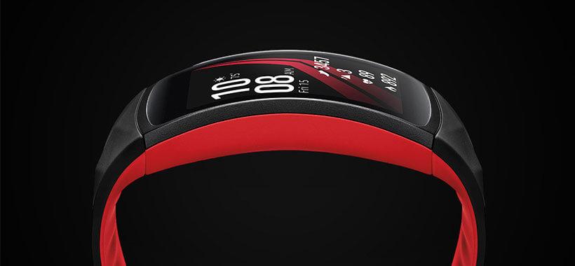 دستبند هوشمند سامسونگ Gear Fit2 Pro