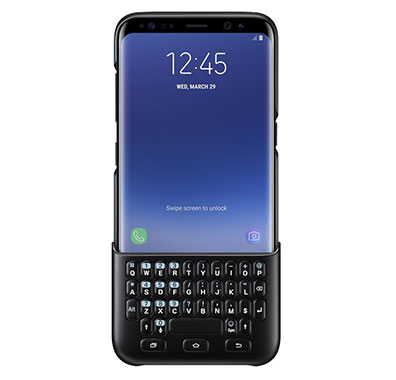 کاور اصلی کیبورد دار سامسونگ SAMSUNG Galaxy S8